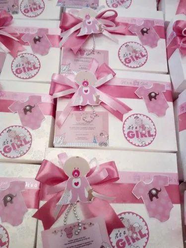Choco Parlour Baby Girl 1st Birthday Return Gifts
