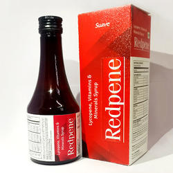 Lycopene Vita & Minerals Syrup