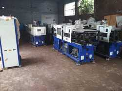 Hydraulic Plastic Moulding Machine