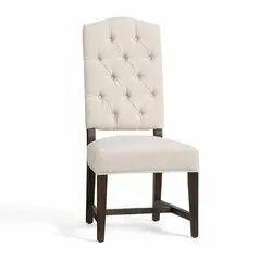 Designer High Back Wooden Chair