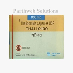 Thalix 100mg Capsules