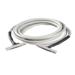 Female Round Cable with both sides 50Pin female connector