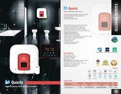 Kalptree - Quartz 25 Liters - Electric Water Heater / Geyser (with Glassline Tank, Incoloy Element