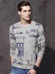 Full Sleeve Men's Wear Perfect T-Shirts