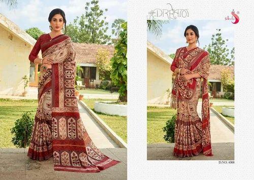 ba99cfd68bc2d Pashmina Saree at Rs 975  piece