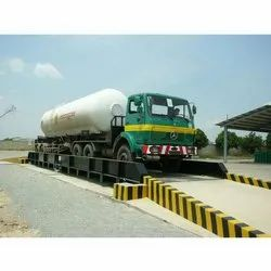 Pitless Electronic Weighbridge