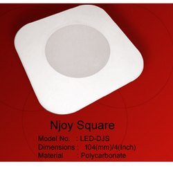 Njoy Square LED Downlight Housing