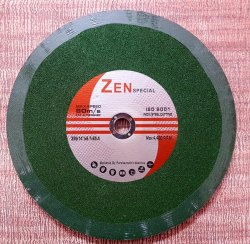 Zen Cutting Wheel 355 mm