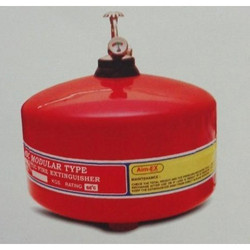 Aim-EX Carbon Steel Automatic Modular Ceiling Mounted Fire Extinguisher