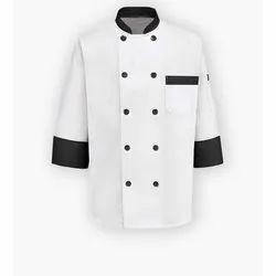 Plain Hotel Chef Coat