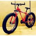 26 Inch Red Foldable Cycle