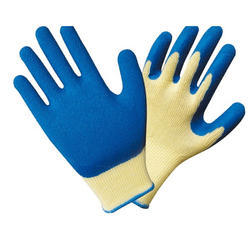 Super Grip Rubber Latex Coated Gloves, for Labs