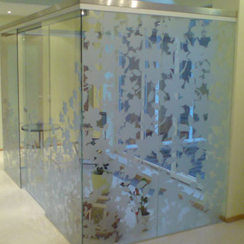Living Room Partition Etched Glass At Rs 35 Square Feet Decorative Etching Glass Surface Etching Glass Antique Etched Glass इच ड ग ल स एच ड ग ल स Zago Industries Ernakulam Id 20217061455