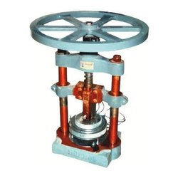 Hand Press Paper Plate Machine at Best Price in India