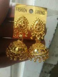Gold Plated Golden Imitation Jumar