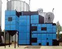 Bio Mass Fired Hot Air Generator