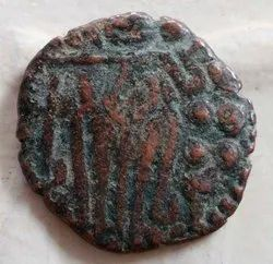 Chola, The Builder Of Tanjore Grand Temple-1000 Years Old Coin-Ancient Antique South India