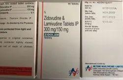 Zidolam Tab 60S Pack (Lamivudine & Zidovudine)