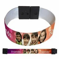 Sublimation Wrist Bands - Sublimation Friendship Band