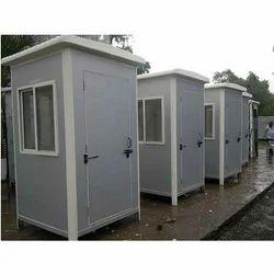 Syntex Security Cabin
