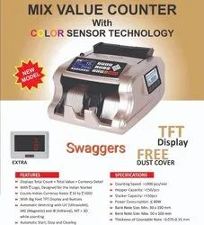 Swaggers Mix Note Counter