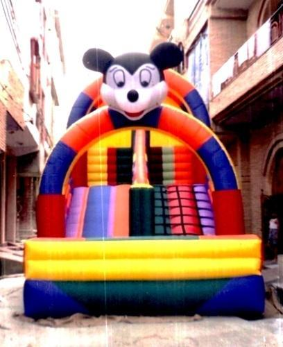 mickey mouse bouncy 500x500