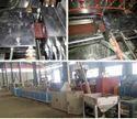 PVC WPC Window Door Profile Manufacturing Machine
