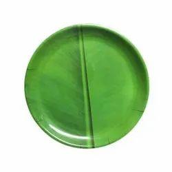 Melamine Green Serving Plate