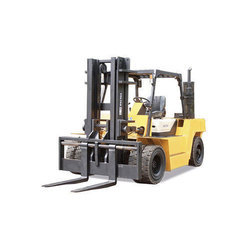 Fully Automatic Forklift Truck