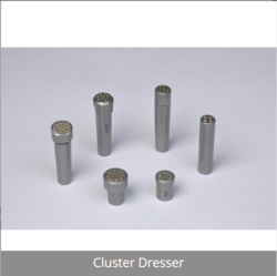 Cluster Dressers