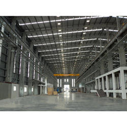 Steel Frame Building Services