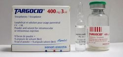 Targocid Teicoplanin Injection, for Clinical and Personal