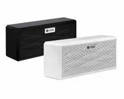 Black & White Zoook ZB-Box Bluetooth Portable Speaker