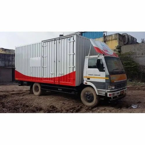 20 Ft Container Truck Transport Services in Vashi, Navi
