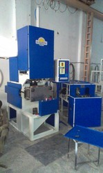 1 Ltr 4 Cavity Auto drop machine with IR heater