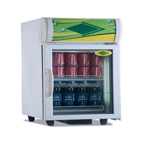 Energy Solutions Stainless Steel Glass Door Refrigerator Commercial