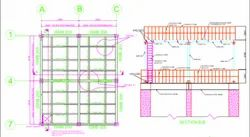 Pile Foundation RCC STEEL STRUCTURE DESIGN, in Pan India, 4