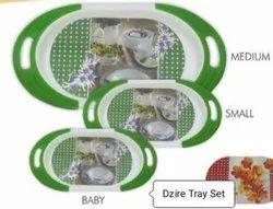 Dzire Tray Set