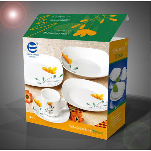 Crockery Packing Box