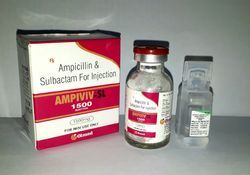 Ampicillin 1000 mg Sulbactam 500 mg Injection