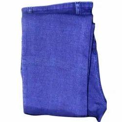 Button Casual Wear Mens Blue Denim Jeans
