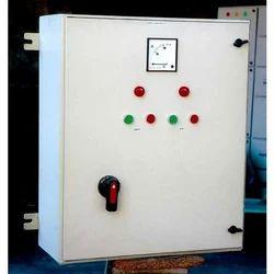 Three Phase Pneumatic Control Panel