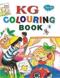 KG Colouring Book 4