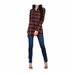 77bc5bcf0ca Professional T Shirt Design Price Sheet Source · Ladies Cotton Shirts in  Surat