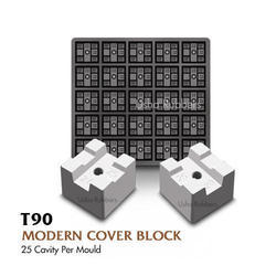 T90 Modern Cover Block mould