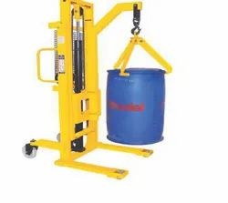 Hydraulic Drum Lifter With Vertical Drum Tongs
