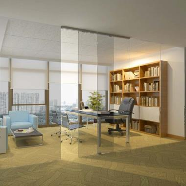 Ozone Magnetic Sliding Doors, For Office, Interior