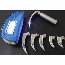Laryngoscope Kit Adult 3 Blades