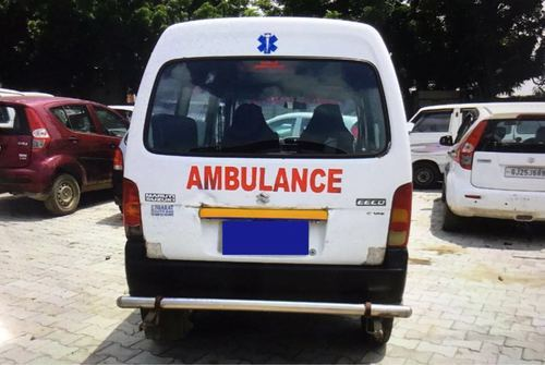 Used Petrol Ambulance, Eeco, Ambucare Ambulance | ID