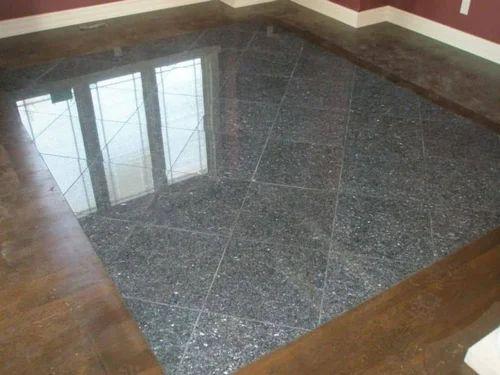 Indian Multicolour Granite Flooring, Bedroom